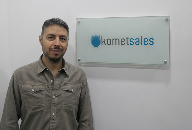Komet Sales in the News.