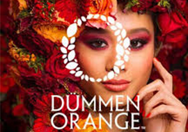 Dummen Orange on the move