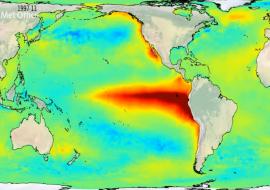 El Nino is coming