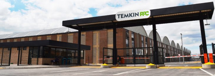 Temkin PPC open new facility in Colombia!