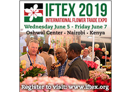 IFTEX Nairobi getting ready