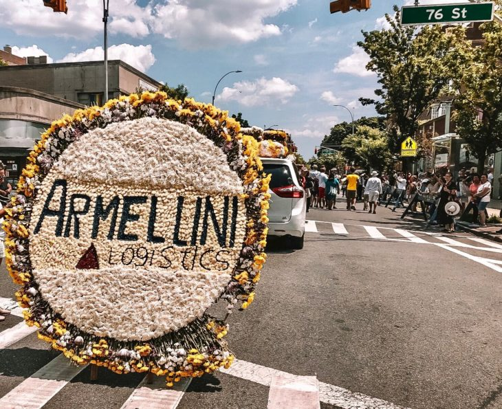 Armellini Logitics, participates in the Medellin flower festival