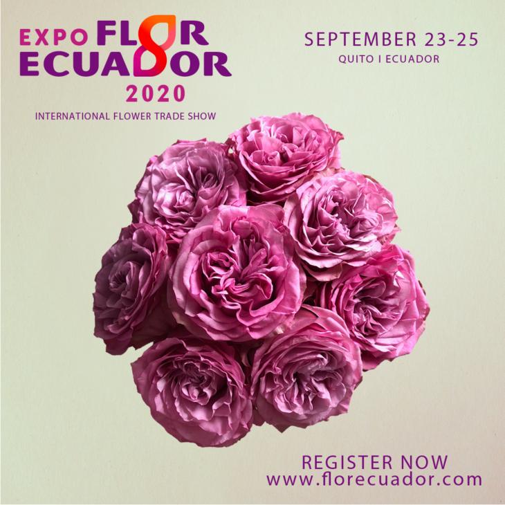 ExpoFlor Ecuador 2020