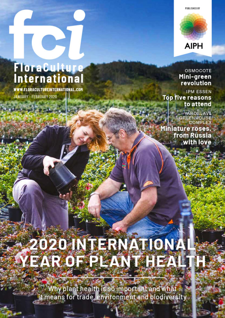 Floraculture Magazine