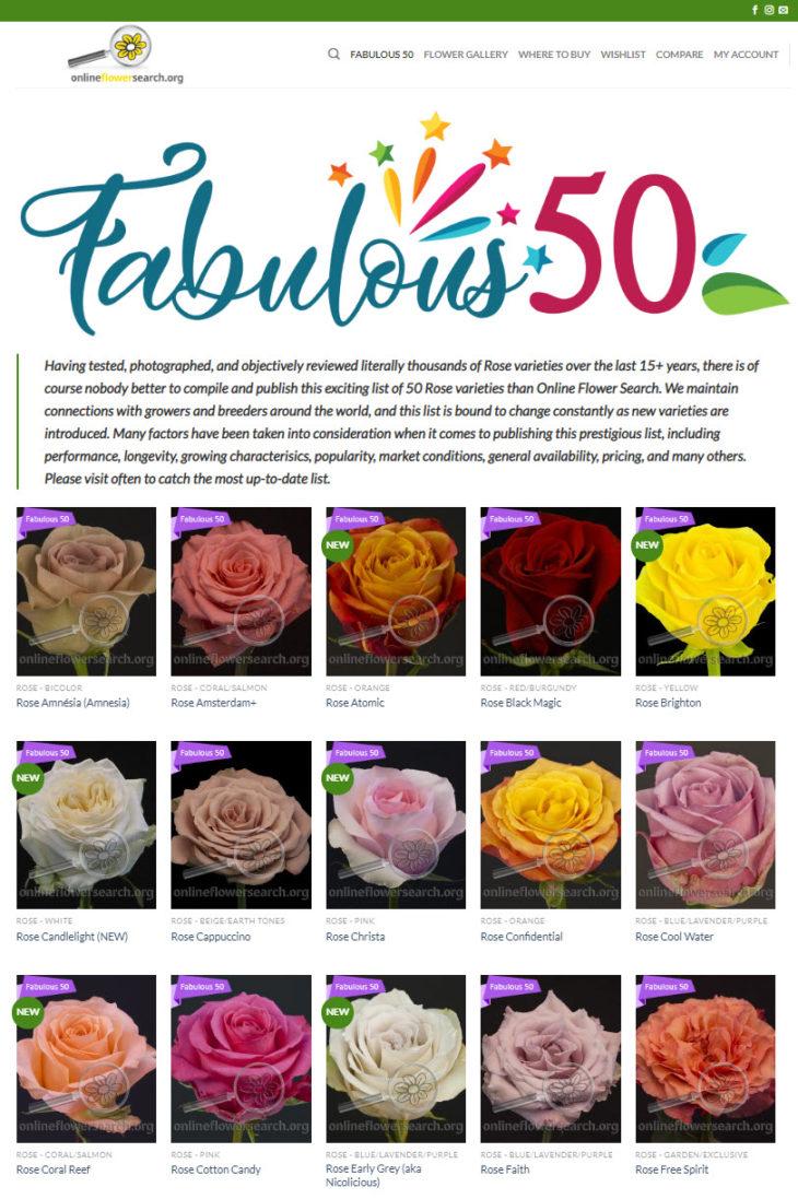 """Fabulous 50"""