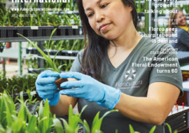 Floraculture Magazine for July, August