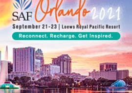 Flowersandcents review of the SAF 2021 Convention, Orlando Fl.